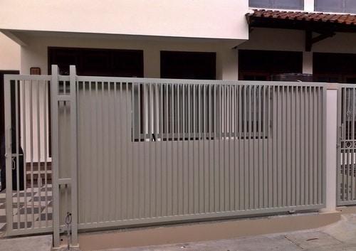 Harga Pintu Pagar Besi Dorong Terbaru 2019 | Sukabumi ...