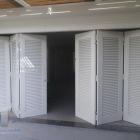 Pintu Dorong dan Lipat Besi Terbaru 14
