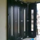 Pintu Lipat Besi Terbaru 1