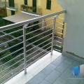 Model Pagar Stainless Balcon Simpel