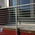 Model Pagar Stainless Minimalis Balkon
