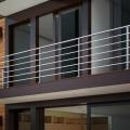 Model Pagar Stainless Balkon Modern Minimalis