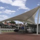 Model Tenda Membrane Halaman