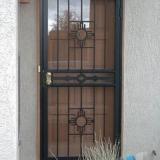 Teralis Pintu Minimalis Terbaru Besi