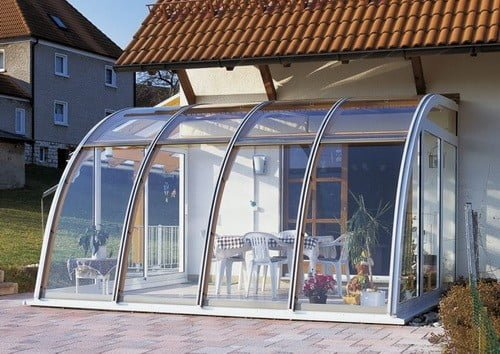 Jenis dan Model Kanopi Kaca Veranda