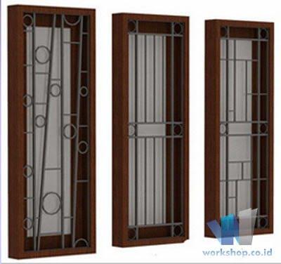 Tips Memilih Desain Teralis Jendela Dan Cara Memasangnya