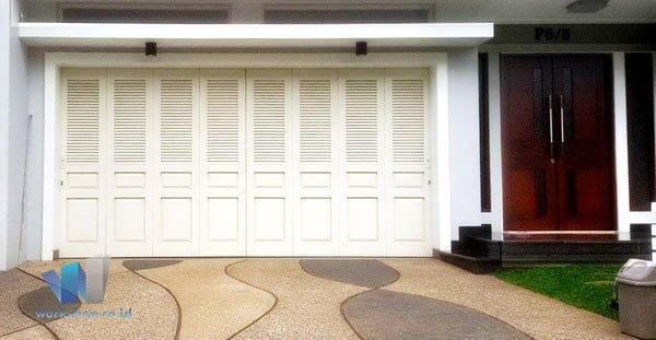 Harga Pintu Besi Garasi dan Ruko Model Terbaru