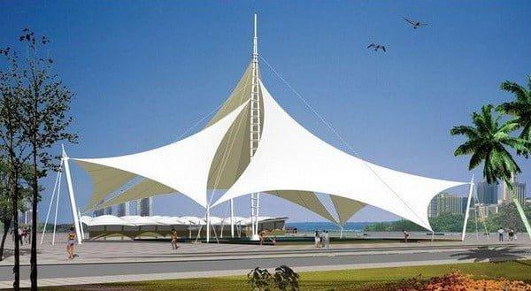 Kelebihan Canopy Tenda Membrane