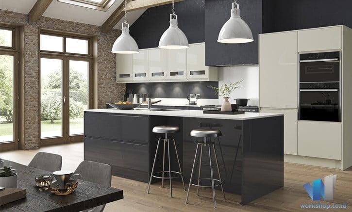 Model Dan Desain Kitchen Set