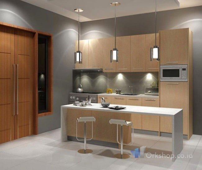 Manfaat Kitchen Set Untuk Daput Anda